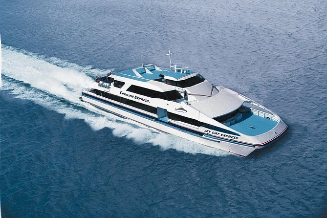 Catalina Express Round-Trip Ferry Service: Long Beach or San Pedro to Avalon