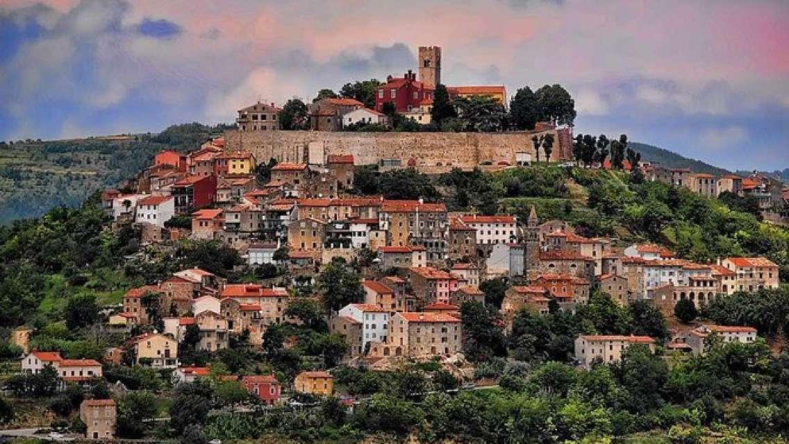 Private Tour: Istria Day Trip from Zagreb