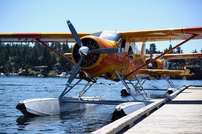 San Juan Island Tour with Seaplane Flight from Seattle