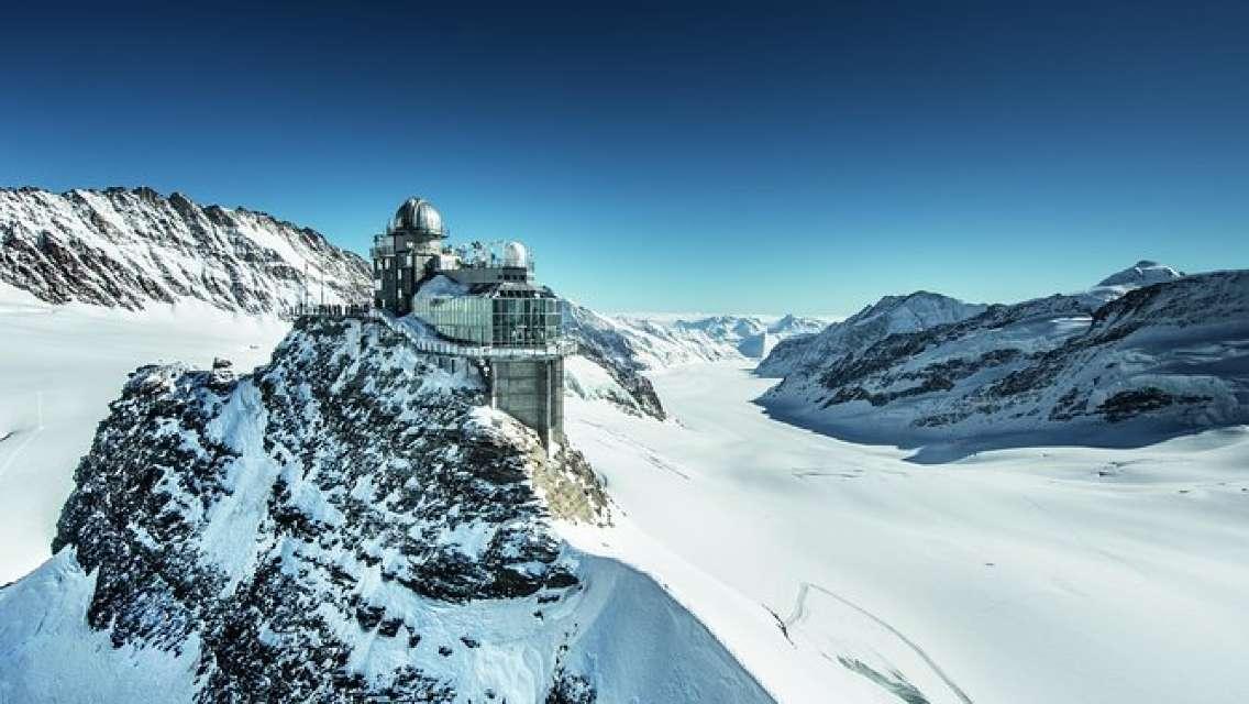 3 Day Jungfrau Travel Pass
