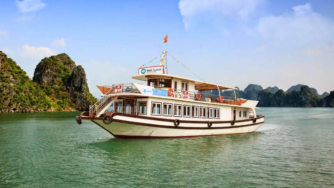 Full Day Superior Halong Bay All-inclusive Tour From Hanoi - 3 Star Viet Dragon Cruise