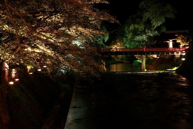 Ghost Stories and Nightlife Tour of Takayama (Private Tour - Price per Group)