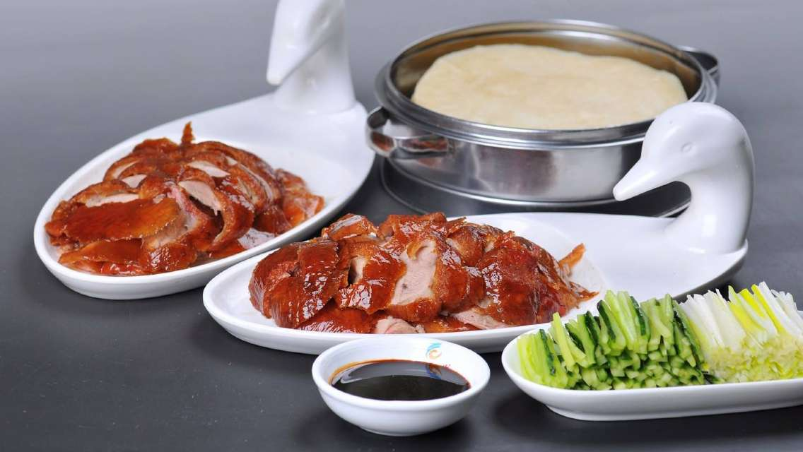 Peking Duck Table Reservation With Peking Opera Show Private 4-Hour Tour