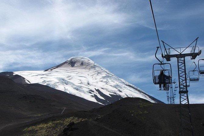 Osorno Volcano, Petrohue Falls and Puerto Varas Shore Excursion