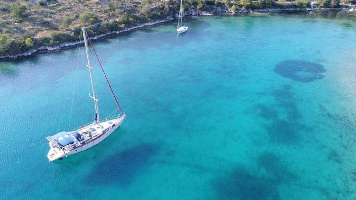 Sailing cruise in Croatia - 3 days 2 nights from city Split, Croatia