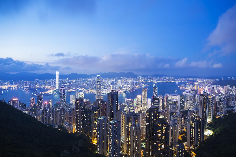 홍콩 피크트램 스카이패스 (피크트램 & 스카이테라스 428)