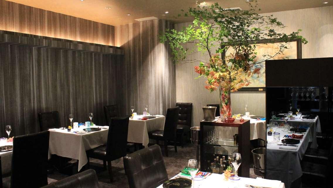 """東京都目黑 義大利菜 """"レストラン ラッセ""""餐廳 美食套餐(美食指南星級店)"""