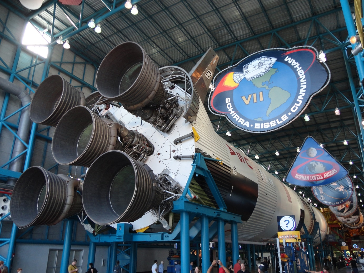 Day Tour of Kennedy Space Center in Orlando [English guide / carpool, including tickets]
