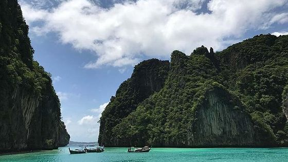 Full-Day Phi Phi Island Gold Package Tour by Speedboat from Phuket