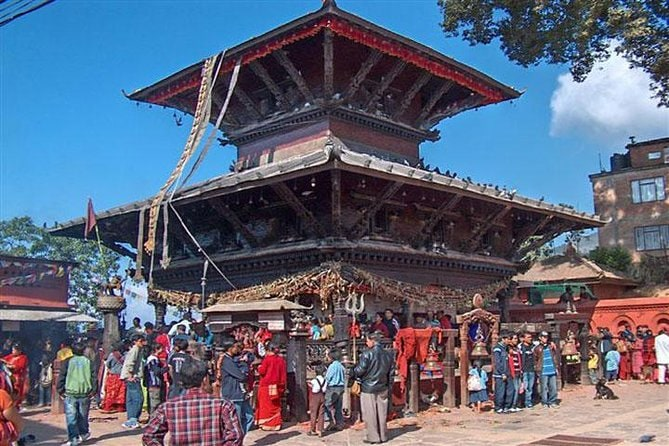 Manakamana Pilgrimage with Cable Car Ride Day Trip from Kathmandu