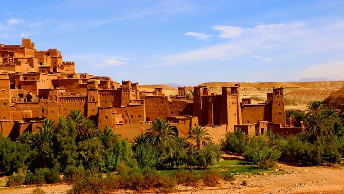 Ait-Ben-Haddou and Ouarzazate Private Guided Day Trip from Marrakech with lunch