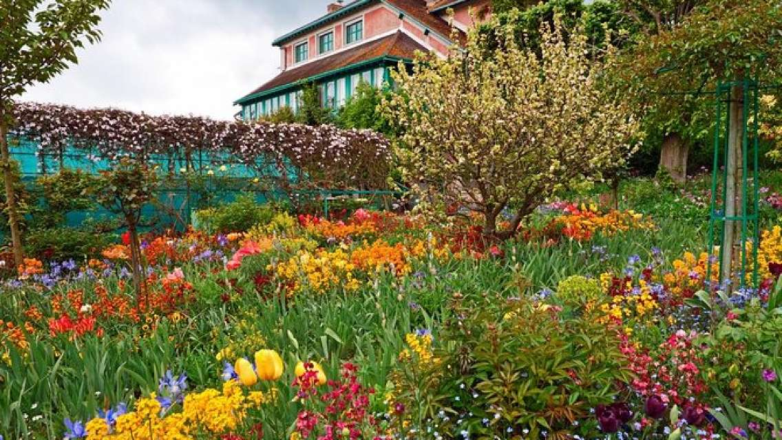 Giverny Half-Day Guided Tour from Paris