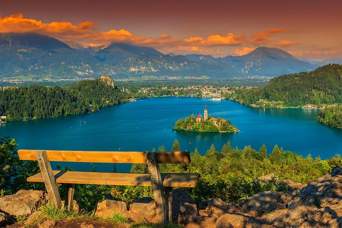 Lake Bled & Ljubljana - Shore Excursion from Koper