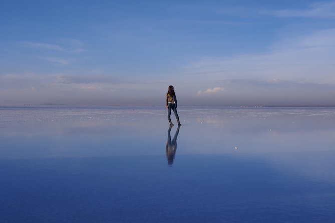 Private tour Uyuni Salt Flats from La Paz to Atacama Chile by Flight