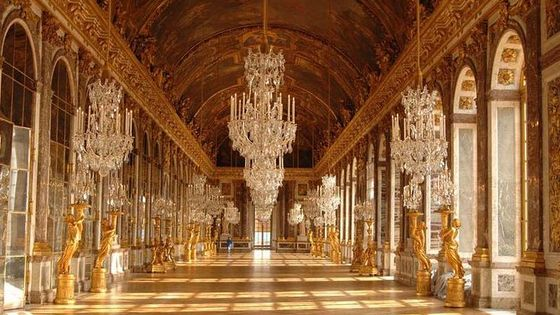 Versailles Palace & Gardens Priority Access Guided Tour from Versailles
