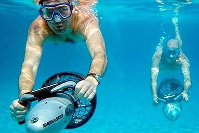 Sydney Underwater Scooter Experience