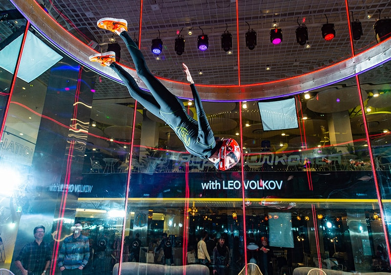 Fly Station Indoor Skydiving Experience