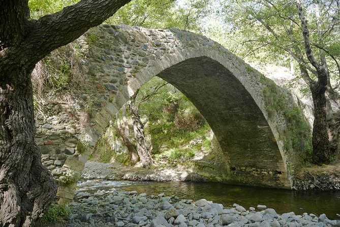 Troodos Mountain Hidden Charms from Aphrodite Hills Resort