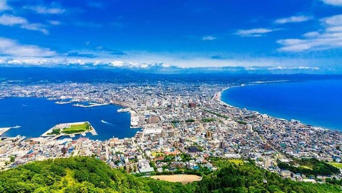 Hakodate Full-Day Private Tour with Nationally-Licensed Guide