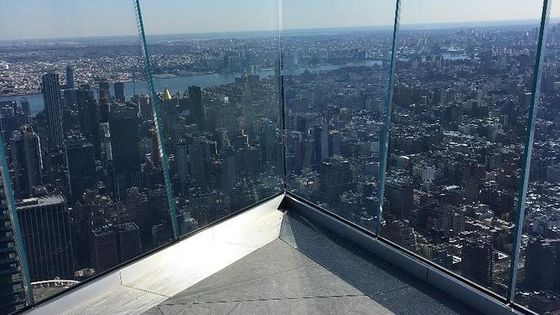 New York Tour Including The Edge Observatory at Hudson Yards