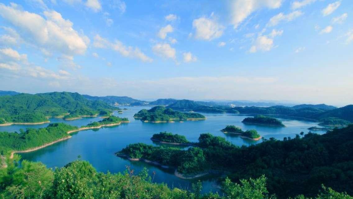 千島湖+梅峰島一日遊(可選杭州出發)