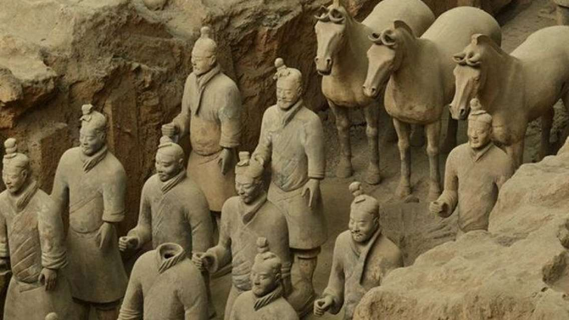 Private 1 Day Xian Tour from Shanghai by Flight