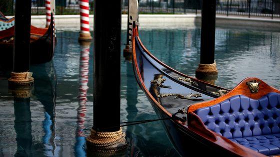 澳門威尼斯人貢多拉船票(可選6R照片或包船)