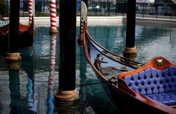 澳門威尼斯人度假村 貢多拉遊船票(可選包船)
