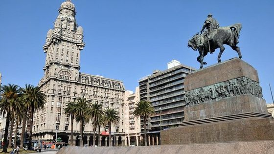 Best Private Montevideo Shore Excursion: City Tour. Optional WineTasting Tour.