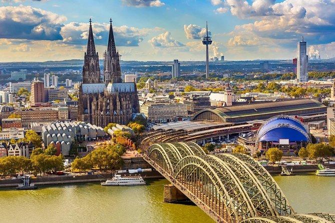 Cologne & the Postcard Town of Monschau