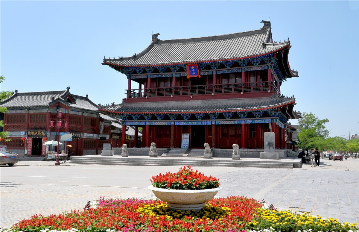 Shizilou (Lion House) Tourism Area