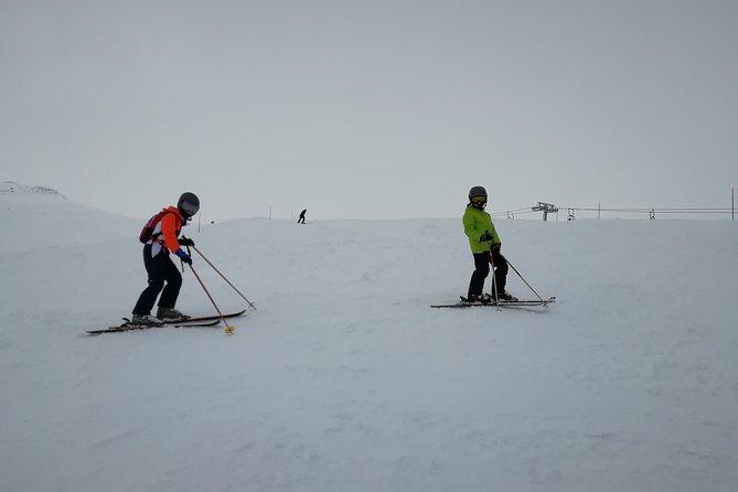 Skiing with LESA