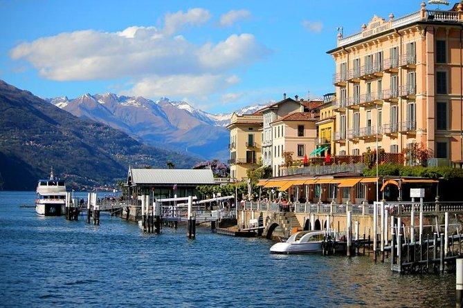 Lake Como Bellagio, private guided tour