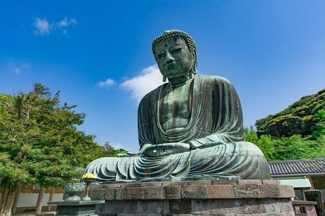 Kamakura Full-Day Private Trip with Nationally-Licensed Guide