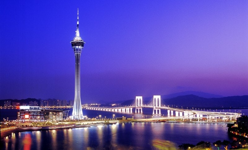 Macau Tower Ticket