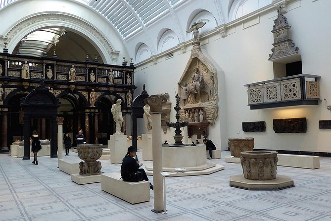 Private Tour: Royal Victoria and Albert Museum