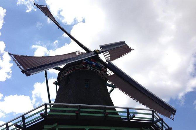 8 hours Wheelchair Accessible Tour to Zaanse Schans, Volendam & Marken