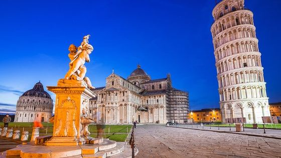 From Florence: half-day private tour of Pisa and the Leaning Tower