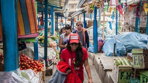 La Paz City Walking Tour Including Historical Streets