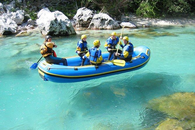 Slovenia Original Emerald River Adventure