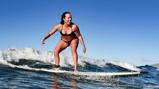 Private Surf Lesson: Two Hours of Beginners Instruction in Kihei