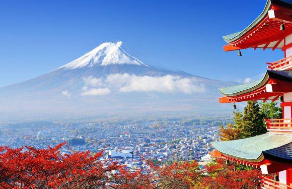 富士山五合目+忍野八海+奧特萊斯或溫泉一日遊(使用正規綠牌車/東京12區接送)