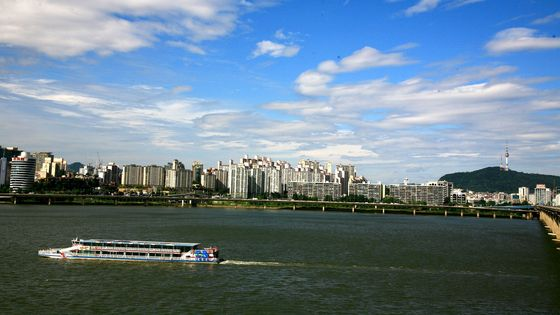 Han River Cruise & N Seoul Tower Tour [With Hotel Pick Up Service]