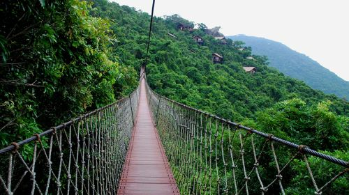 Yalong Bay Tropical Paradise Forest Park