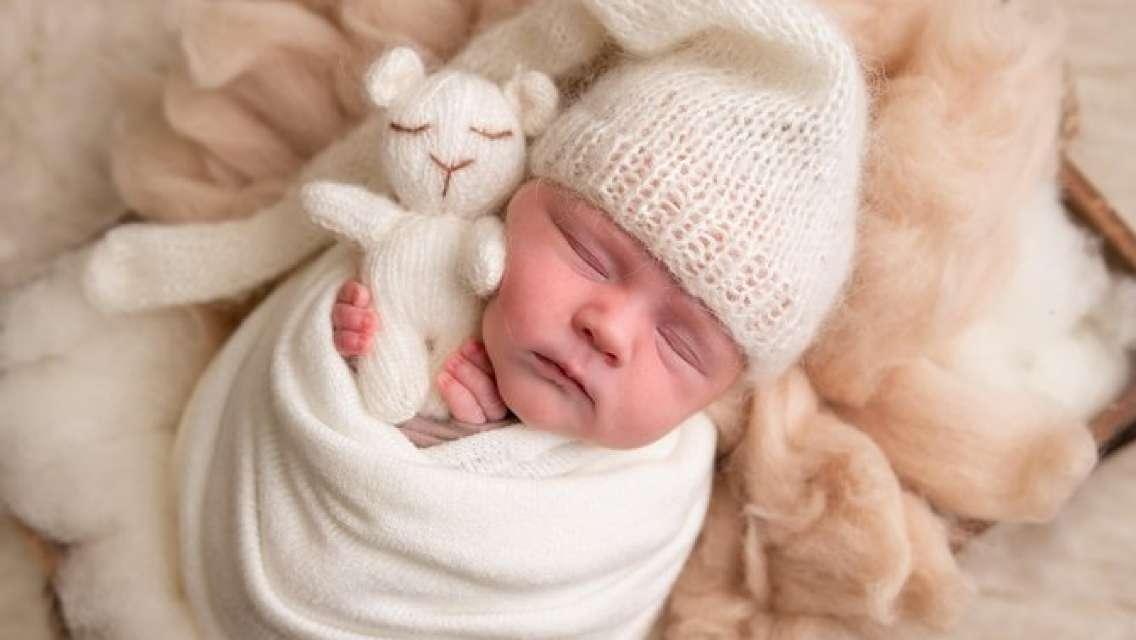 Newborn Photography Shoot