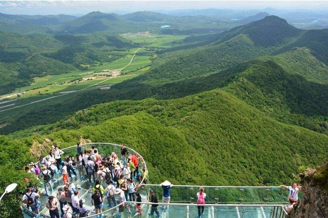 Maoer Mountain Private Day Tour from Harbin