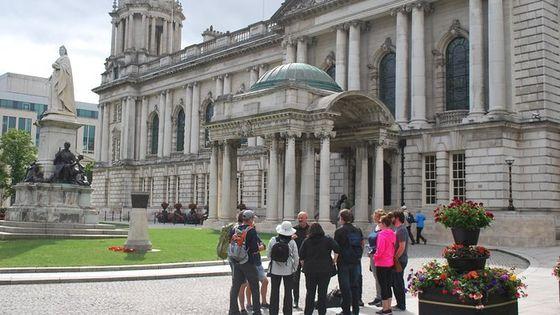 A History of Terror - Belfast City Centre Walking Tour