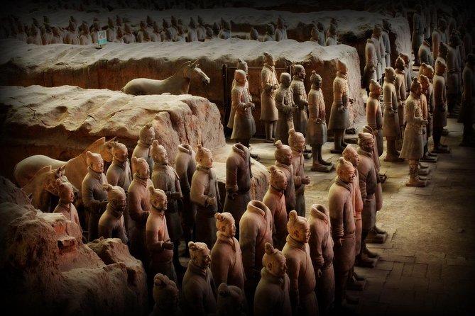 Xian Expert Tour of Terracotta Warriors Museum in Half Day