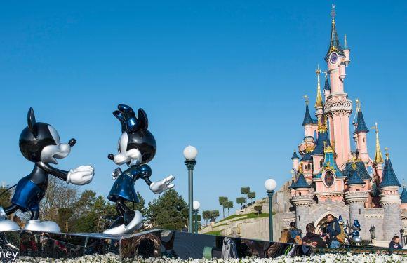 巴黎迪士尼樂園 & 華特迪士尼影城樂園門票