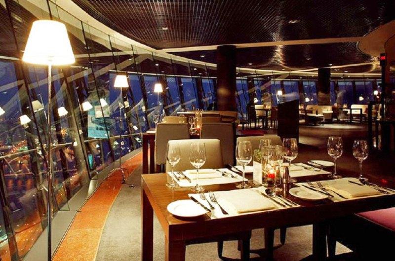 澳門旅遊塔360 °旋轉餐廳 - 自助午餐/晚餐/下午茶
